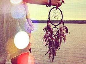 dreamcatcher. ловец снов | Ярмарка Мастеров - ручная работа, handmade