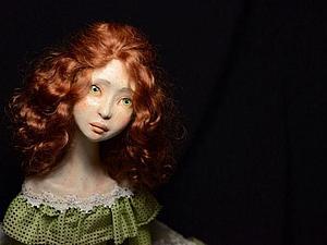 Сказка о девочке Лизе   Ярмарка Мастеров - ручная работа, handmade