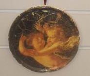 Применение кракелюрной пары Maimeri 678/688   Ярмарка Мастеров - ручная работа, handmade