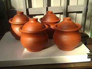 Тестирую порционные горшки | Ярмарка Мастеров - ручная работа, handmade