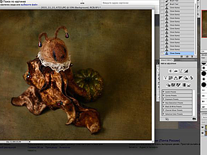 Создание атмосферы фотографии: накладываем текстуру. Ярмарка Мастеров - ручная работа, handmade.