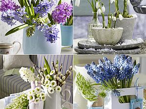 Феерия весенних цветов   Ярмарка Мастеров - ручная работа, handmade