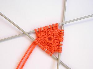 Набор петель крючком для кругового вязания на спицах.. Ярмарка Мастеров - ручная работа, handmade.