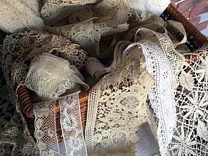Конфетка в  магазине старинного кружева   Ярмарка Мастеров - ручная работа, handmade