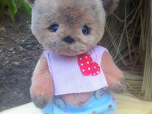 Мастер- классы по пошиву мишки | Ярмарка Мастеров - ручная работа, handmade