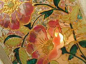 Как сделать фонарь-подсвечник «Шиповник». Ярмарка Мастеров - ручная работа, handmade.