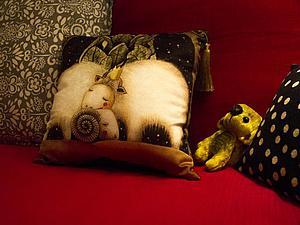 Как быть с подушками? | Ярмарка Мастеров - ручная работа, handmade