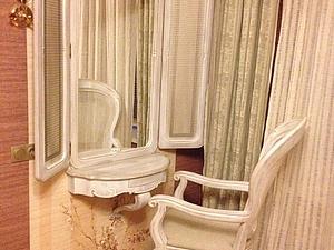 """""""Прикоснувшись к дереву рукой"""": мебель из массива ореха своими руками. Ярмарка Мастеров - ручная работа, handmade."""