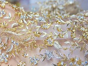 Вышивки высокой моды | Ярмарка Мастеров - ручная работа, handmade
