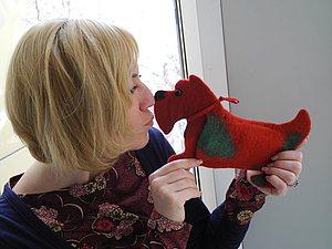 Бочонок собачонок | Ярмарка Мастеров - ручная работа, handmade
