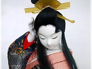 Кимэкоми - японская традиционная кукла. Ярмарка Мастеров - ручная работа, handmade.