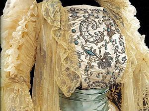 Отделка костюма19 век. Часть 1 | Ярмарка Мастеров - ручная работа, handmade