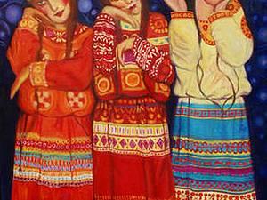 Сны о России: Эльвира Пыркова | Ярмарка Мастеров - ручная работа, handmade