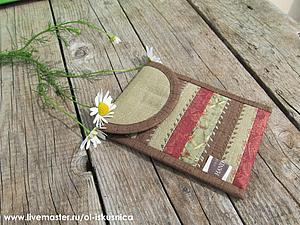 Мастер-класс: шьем кошелек-чехол для телефона. Ярмарка Мастеров - ручная работа, handmade.