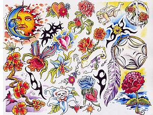 Цветочный гороскоп | Ярмарка Мастеров - ручная работа, handmade