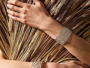 Золотая пшеница в новой ювелирной коллекции Дома Моды Chanel. Ярмарка Мастеров - ручная работа, handmade.