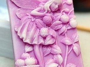 Фарфоровая техника заливки мыла | Ярмарка Мастеров - ручная работа, handmade
