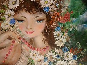 Аукцион!Картины с тематикой - лето,осень. | Ярмарка Мастеров - ручная работа, handmade