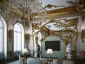 Стиль барокко в интерьере и его особенности:) | Ярмарка Мастеров - ручная работа, handmade