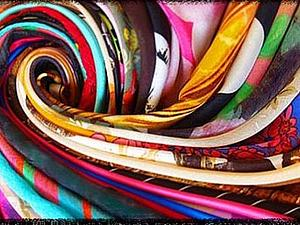 Синтетические ткани | Ярмарка Мастеров - ручная работа, handmade