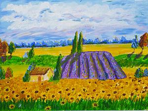 Прованс-красота и уют  провинции. | Ярмарка Мастеров - ручная работа, handmade