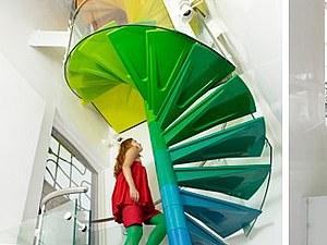 12 идей лестниц для дома или коттеджа   Ярмарка Мастеров - ручная работа, handmade