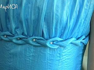 Как украсить платье буфами | Ярмарка Мастеров - ручная работа, handmade