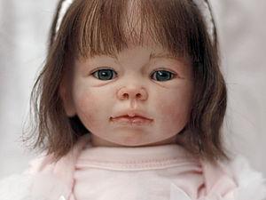 Кукла реборн Малышка Китти - всего 6 000 руб.!!! ПРОДАНА!. Ярмарка Мастеров - ручная работа, handmade.