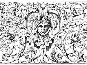 Узоры и орнаменты викторианского стиля | Ярмарка Мастеров - ручная работа, handmade