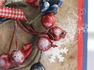 Новый год к нам мчится! | Ярмарка Мастеров - ручная работа, handmade