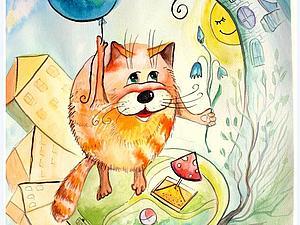 Картины для ваших деток! Новинки Мастерской Чудес! | Ярмарка Мастеров - ручная работа, handmade
