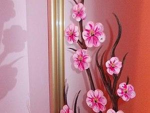 Роспись зеркал или витражи на зеркале))))) | Ярмарка Мастеров - ручная работа, handmade