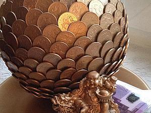 Мастерим денежный оберег. Ярмарка Мастеров - ручная работа, handmade.