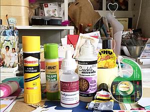 Обзор различных клеевых средств. Ярмарка Мастеров - ручная работа, handmade.