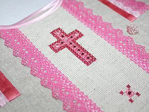 Варианты крестильного комплекта