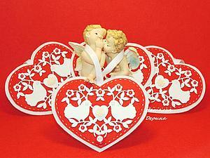 С Днём Святого Валентина! | Ярмарка Мастеров - ручная работа, handmade