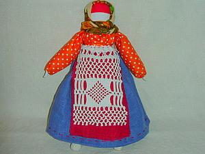22 сентября  - первое занятие по курсу: Народная кукла 1,  м.Беляево   Ярмарка Мастеров - ручная работа, handmade
