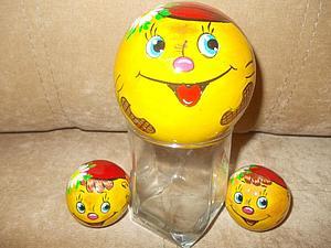 Шары,шар-колобок | Ярмарка Мастеров - ручная работа, handmade