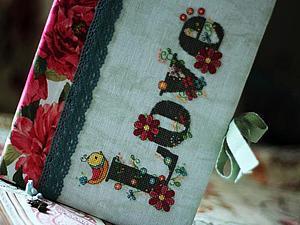 Весна. Любовь. И новый блокнот! | Ярмарка Мастеров - ручная работа, handmade