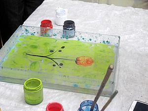 Эбру. Рисование на воде.   Ярмарка Мастеров - ручная работа, handmade