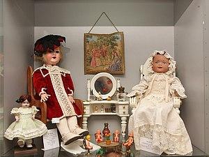 Музей уникальных кукол и игрушек в Костроме. Ярмарка Мастеров - ручная работа, handmade.