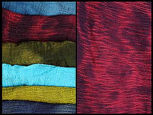 Приглашаем на МК по крашению марли   Ярмарка Мастеров - ручная работа, handmade