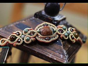Мастер-класс по изготавлению сутажного браслета   Ярмарка Мастеров - ручная работа, handmade