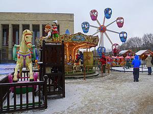 Рождественская ярмарка в Санкт-Петербурге | Ярмарка Мастеров - ручная работа, handmade