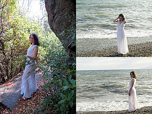 Пляжное платье   Ярмарка Мастеров - ручная работа, handmade