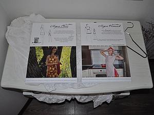 Фартук из испанский ткани Yuta & Iris collection   Ярмарка Мастеров - ручная работа, handmade