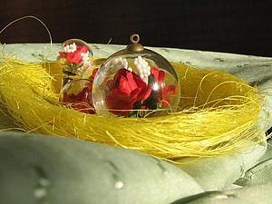 Аукцион. Бижутерия-аквариум. | Ярмарка Мастеров - ручная работа, handmade