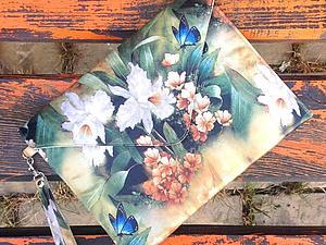 !Нарциссы и бабочки! уже в магазине! | Ярмарка Мастеров - ручная работа, handmade