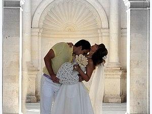 Нежная греческая свадьба   Ярмарка Мастеров - ручная работа, handmade