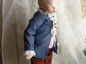 Удивительное рождение кролика Эдварда. Ярмарка Мастеров - ручная работа, handmade.